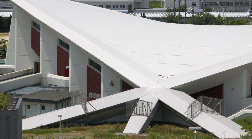 新潟市体育館