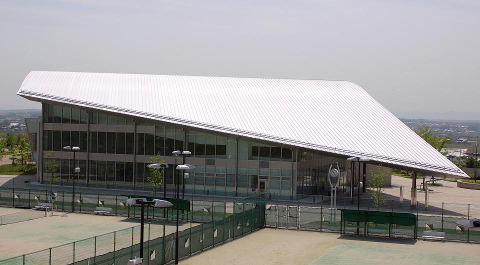 加東市滝野総合公園体育館スカイピア