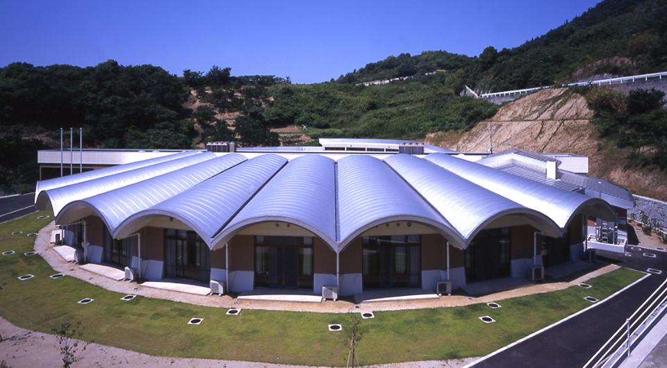 上島町岩城高齢者生活福祉センター