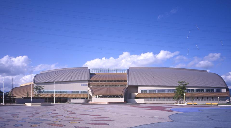 小千谷市総合体育館