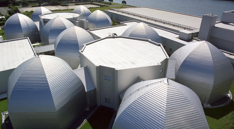 理化学研究所/横浜研究所 ゲノム科学総合研究センターNMR棟