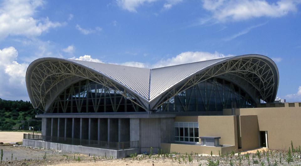 長崎県立大学シーボルト校体育館