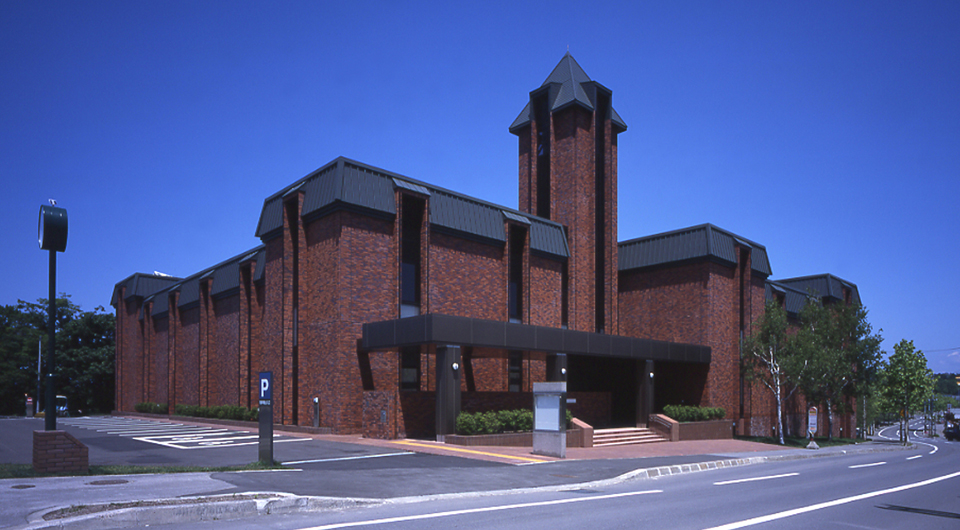 岩見沢市立図書館