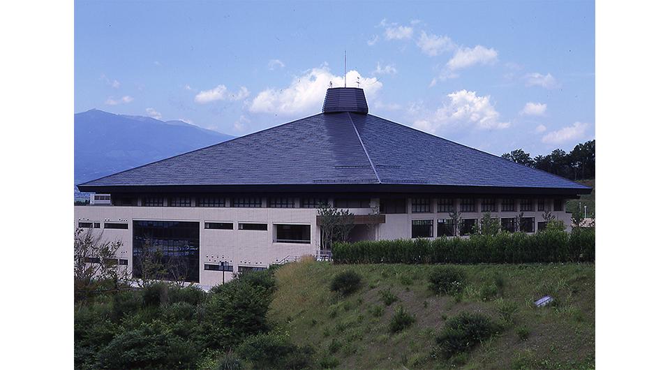 本宮市 総合体育館
