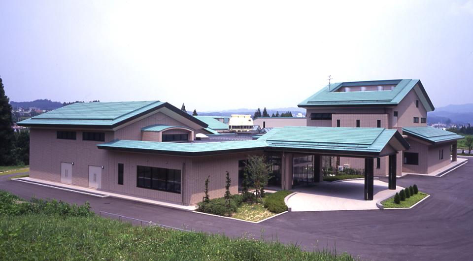 東白川地方町村衛生処理組合火葬場