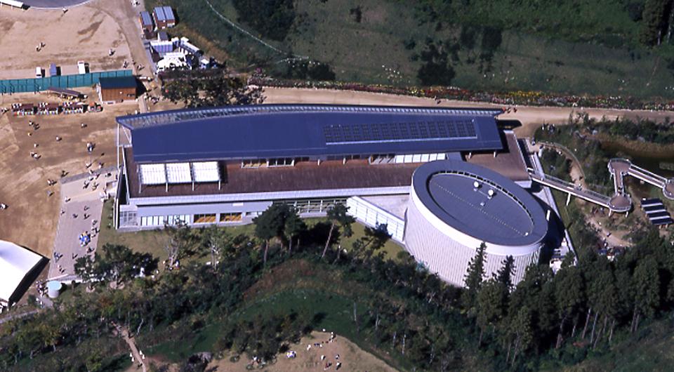 ふくしま森の科学体験センター