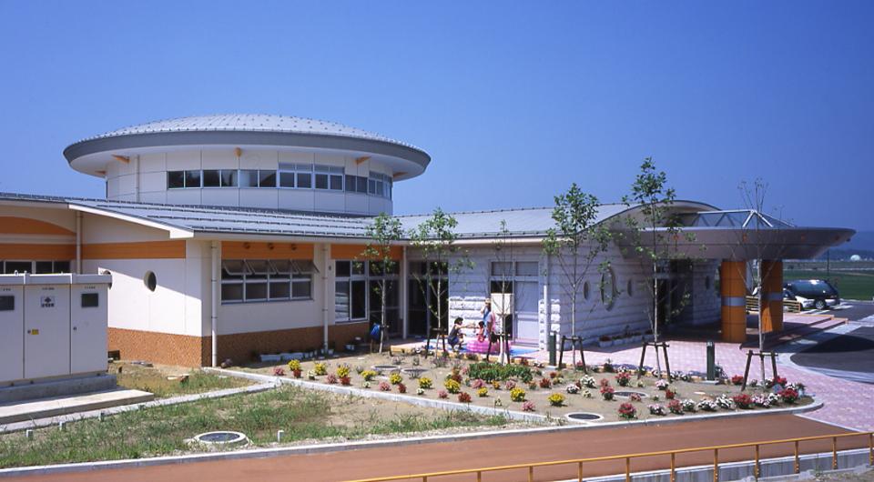 越路東部保育園