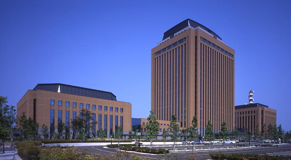 石川県庁舎