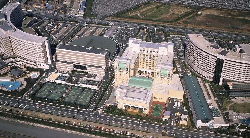 東京ベイNKホール