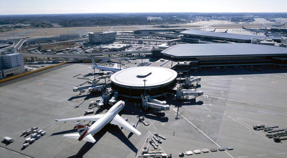 成田国際空港第1ターミナルビル