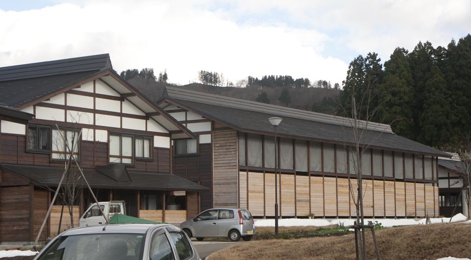 山古志竹沢復興公営住宅