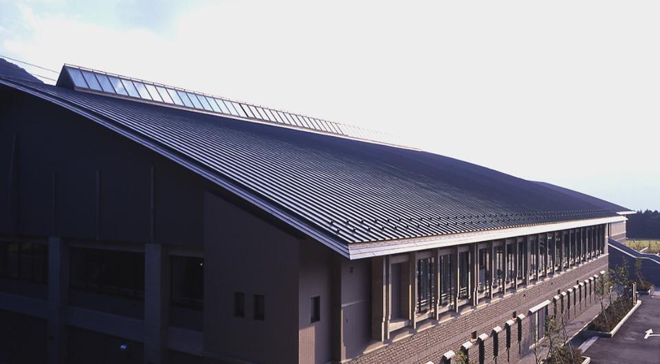 レイクアリーナ箱根(箱根町総合体育館)