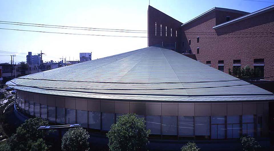 富士市立図書館