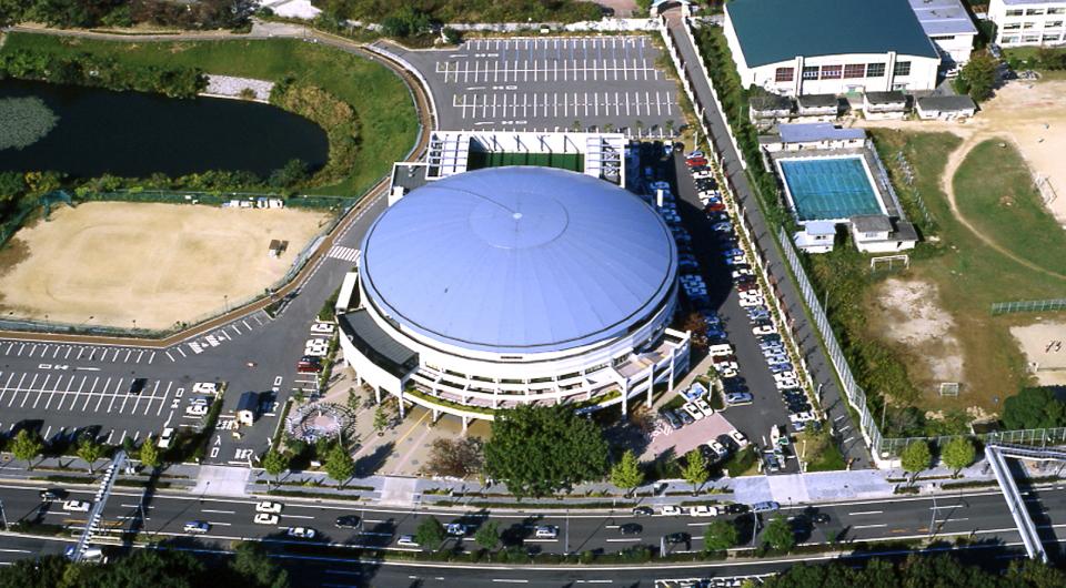名古屋市千種スポーツセンター