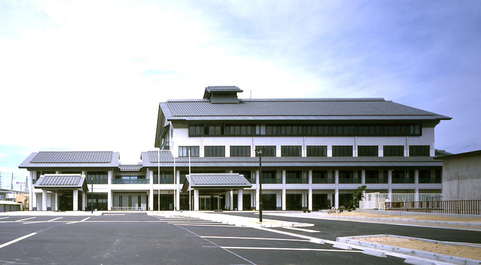 高月支所庁舎・保健センター