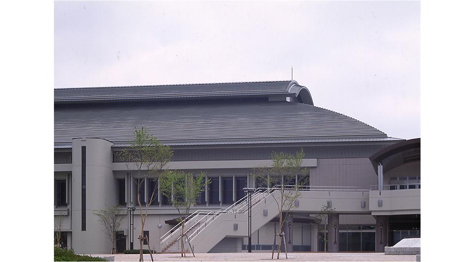 広島県立びんご運動公園アリーナ