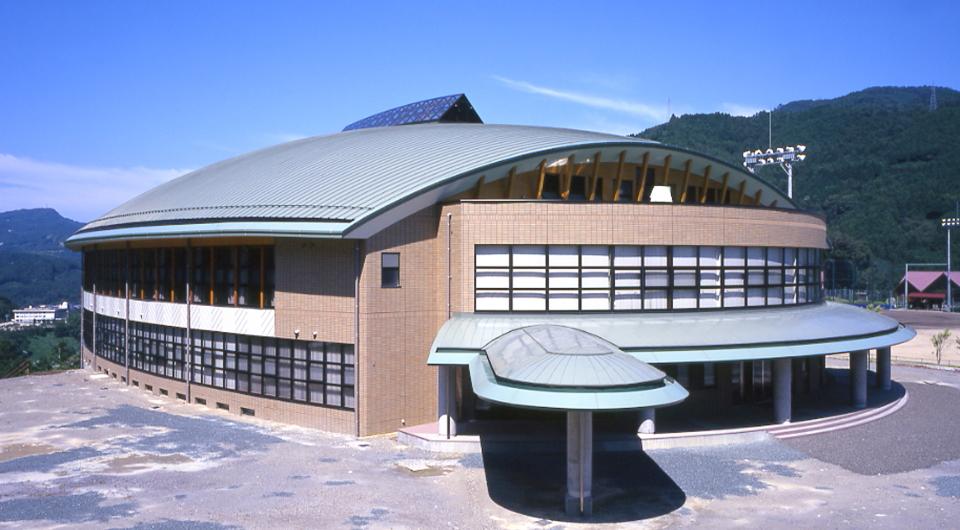小田町総合運動公園体育館