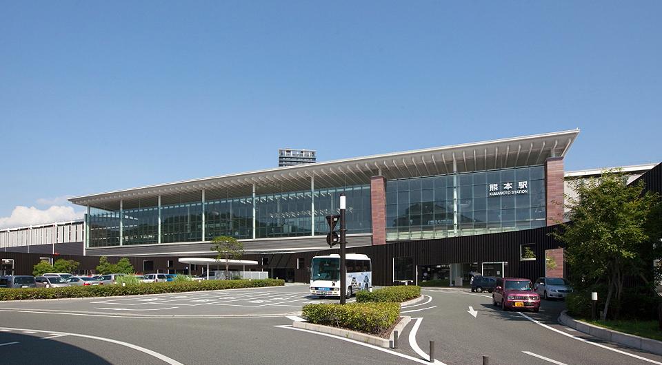 九州新幹線 熊本駅
