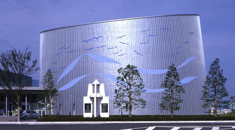 つるが・きらめきみなと博21「シー・アドベンチャー・ エネルギー館」