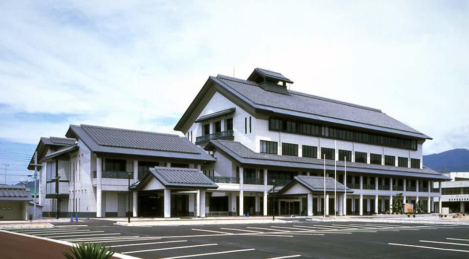 長浜市役所 高月支所