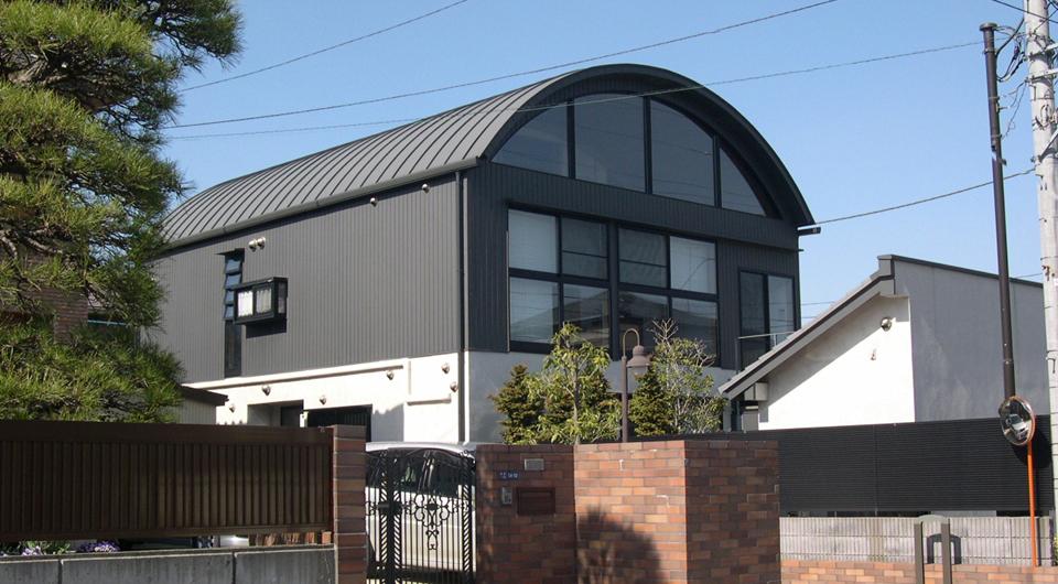 H邸(神奈川県平塚市)