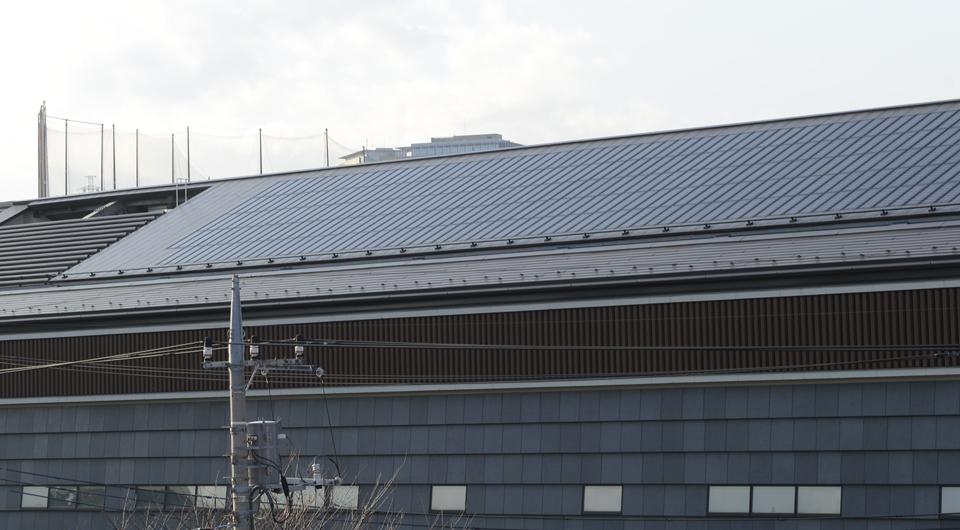 帝京大学八王子キャンパス 総合武道館