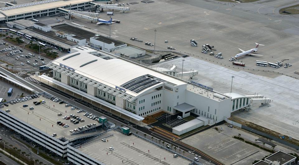 那覇空港新国際線旅客ターミナル ビル