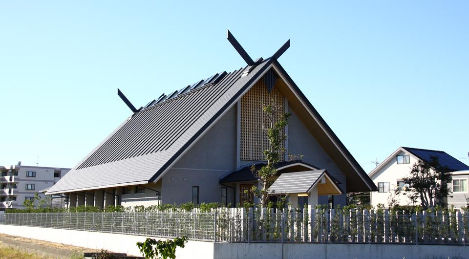 神道大成教唯一禊神社