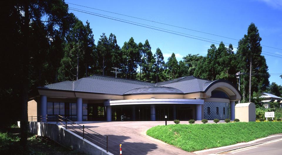 山本郡南部三ヶ町衛生処理事業火葬場