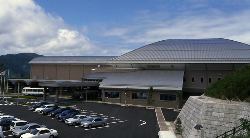 鹿島町立総合体育館
