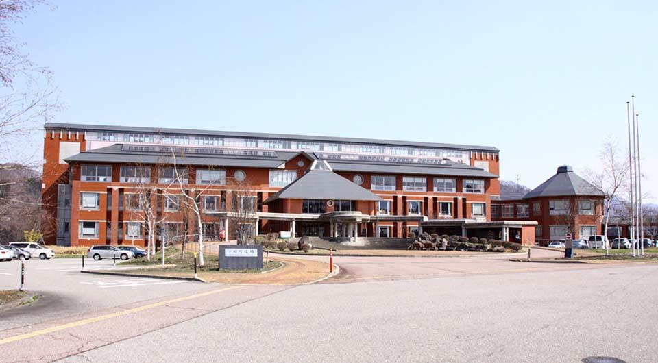 下郷町役場庁舎