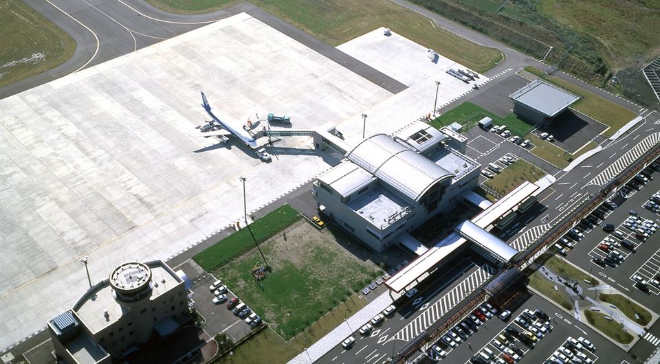 大館・能代空港旅客ターミナル