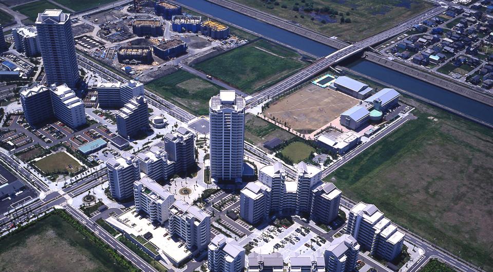 浦安マリーナイースト21 「夢海の街」