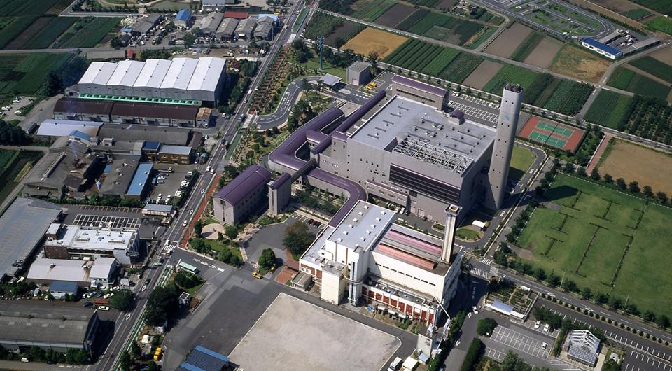 浦和市一般廃棄物ごみ処理施設