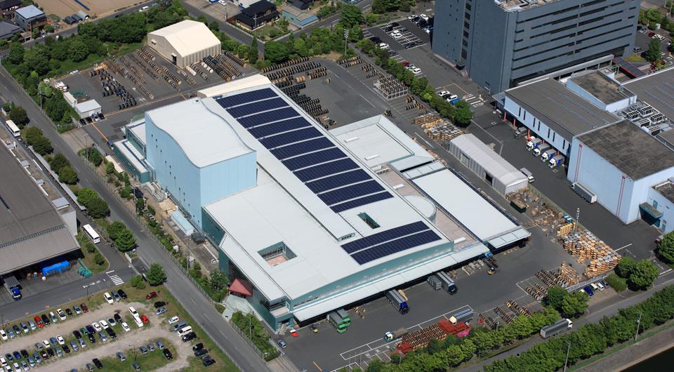 東日本ロジスティクスセンター