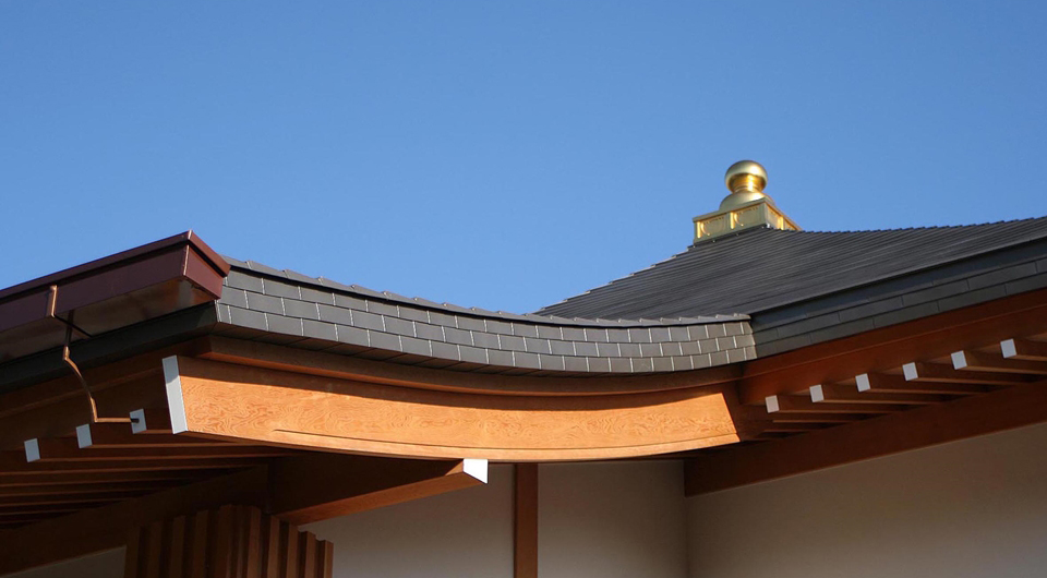 浄国寺本堂