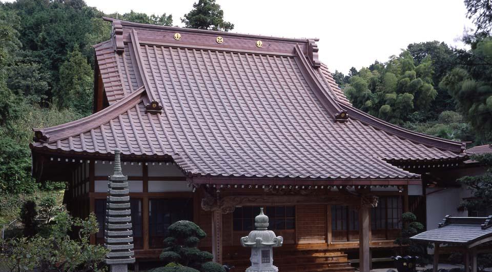 浄源寺本堂