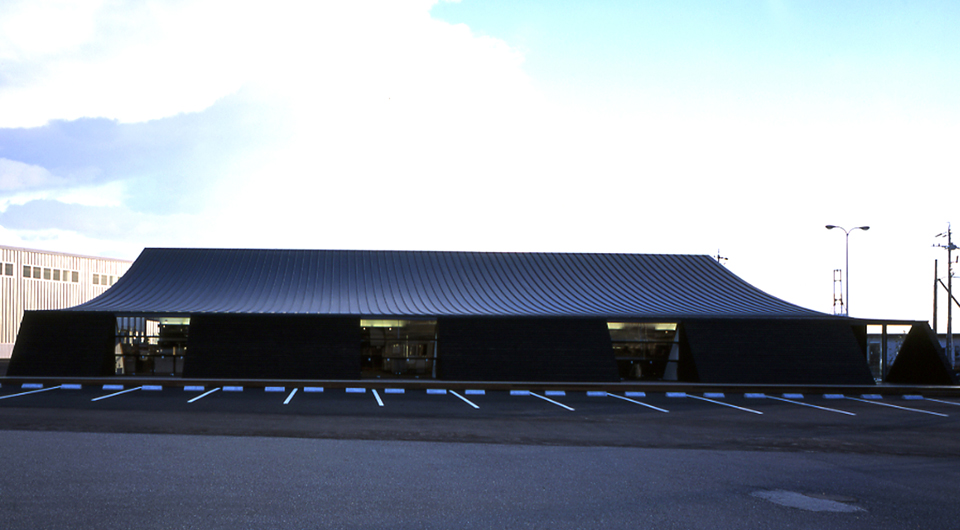 中国木材 名古屋事業所