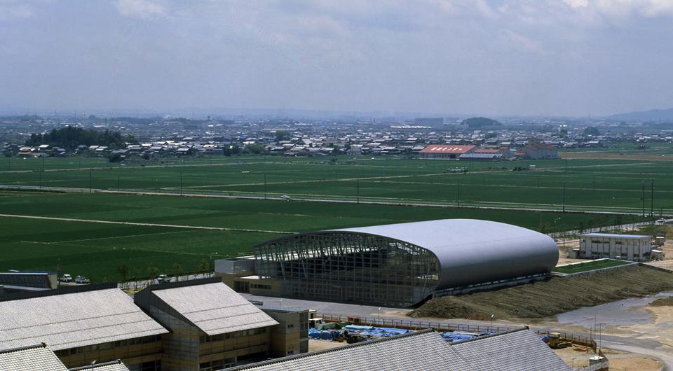 滋賀県立大学体育館