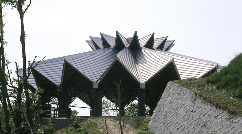 松野市野外活動センターファイヤードーム