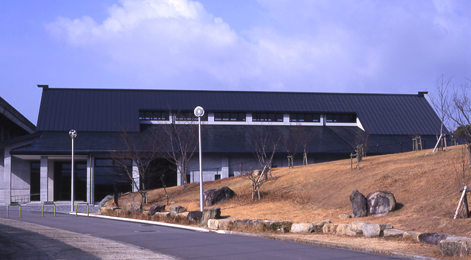 愛媛県総合運動公園弓道場