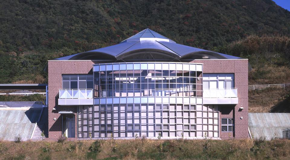 岩城村保健福祉センター