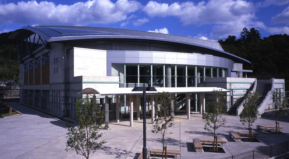 野市総合体育館