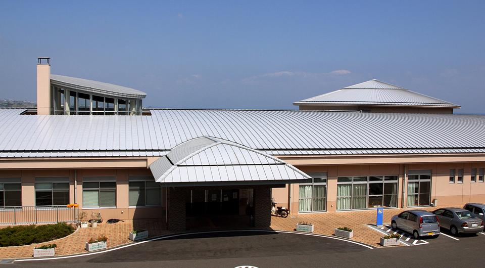 南島原市布津保健福祉センター 湯楽里