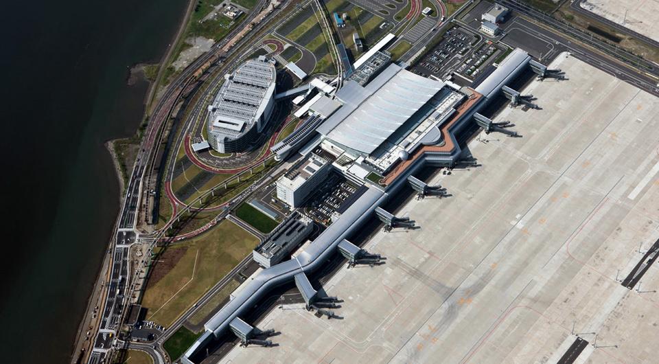 東京国際空港国際線旅客ターミナル