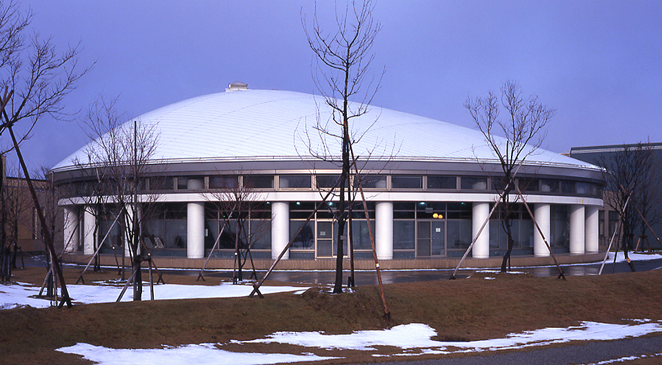 秋田県中央地区老人福祉総合エリア コミュニティセンター