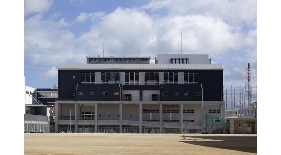 北九州市立思永中学校