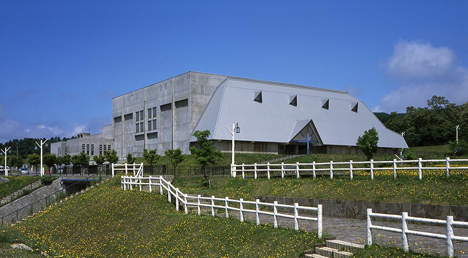 岩木山総合公園体育館