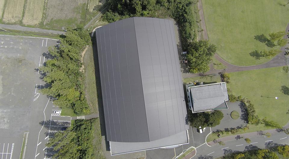 城山運動公園屋内体育施設