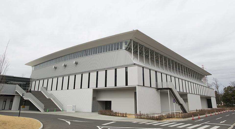 キッコーマンアリーナ(流山市民総合体育館)